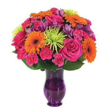 It's a Beautiful Day flower bouquet (BF85-11KL)